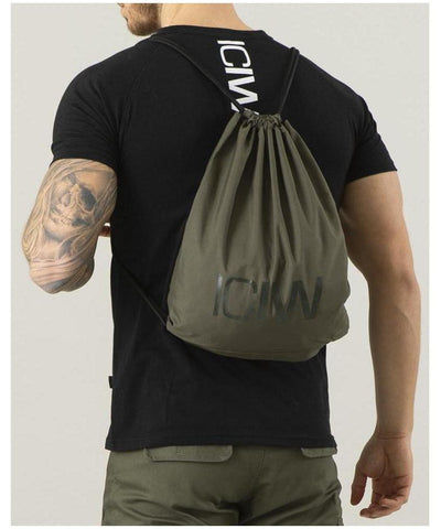 ICIW Gym Bag Ivy Green-ICIW-Gym Wear