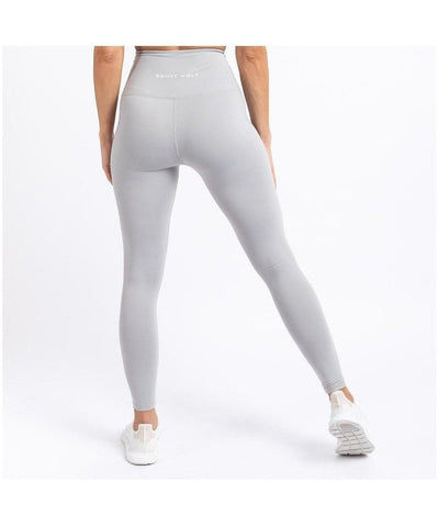 Squat Wolf Hera High Wasited Leggings Stone-Squat Wolf-Gym Wear