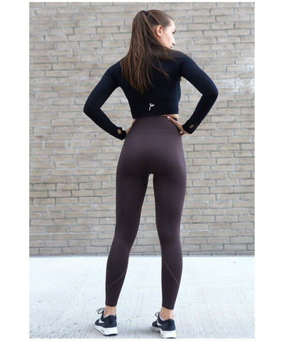 Famme Cassini High Waisted Leggings Seal