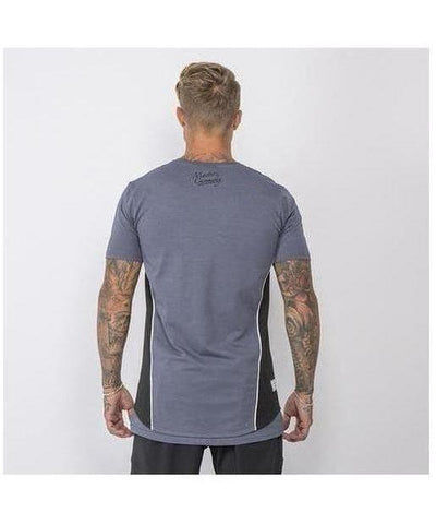 Masters Of Ceremony Pryce T-Shirt Steel-Masters Of Ceremony-Gym Wear