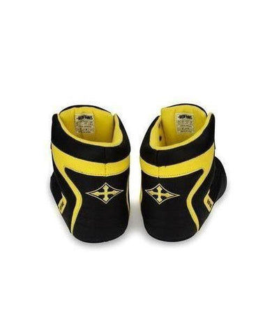 Iron Tanks Orion Genesis Gym Shoe Saiyan Yellow-Iron Tanks-Gym Wear