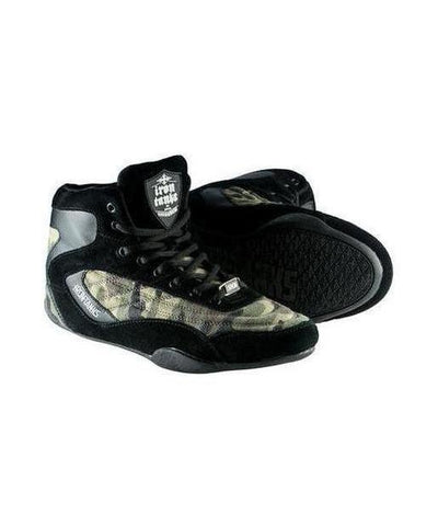 Iron Tanks Orion X Gym Shoe Predator Camo-Iron Tanks-Gym Wear