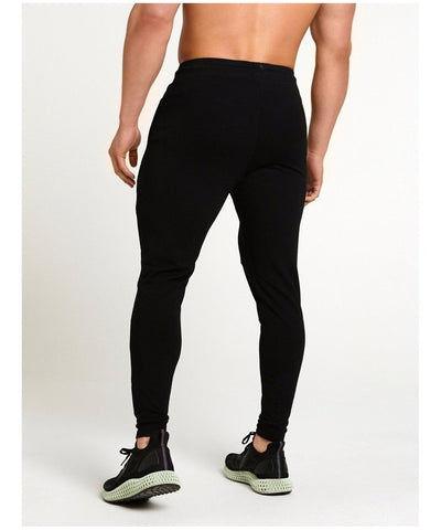 Pursue Fitness Lightweight City Joggers Black