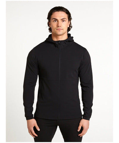Pursue Fitness All Season Jacket Black-Pursue Fitness-Gym Wear