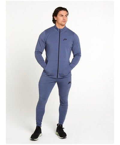 Pursue Fitness Lightweight City Joggers Blue-Pursue Fitness-Gym Wear