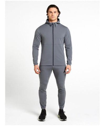Pursue Fitness All Season Jacket Grey-Pursue Fitness-Gym Wear