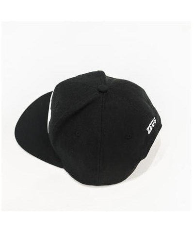 Citizen Zeus Snapback Cap Black/White-Citizen Zeus-Gym Wear