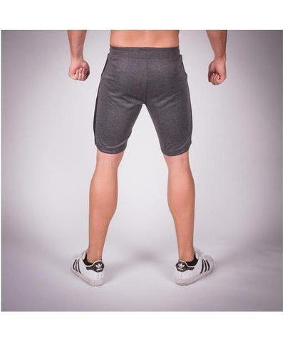 Squat Wolf Shorts 2.0 Grey-Squat Wolf-Gym Wear