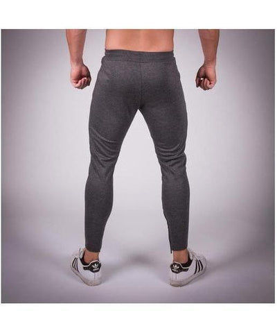 Squat Wolf Joggers 2.0 Grey-Squat Wolf-Gym Wear