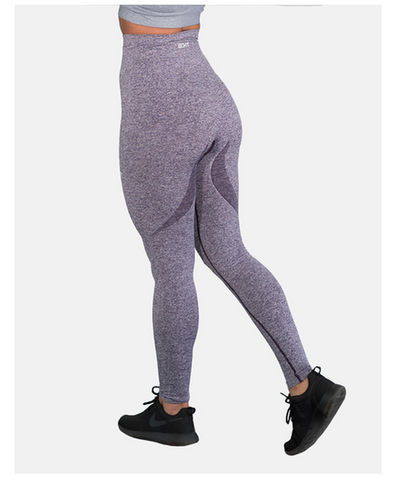 Womens Echt Arise High Waisted Leggings Lilac-Echt-Gym Wear