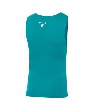 Cut Above 'Razer' Cut Off Aqua-Cut Above-Gym Wear