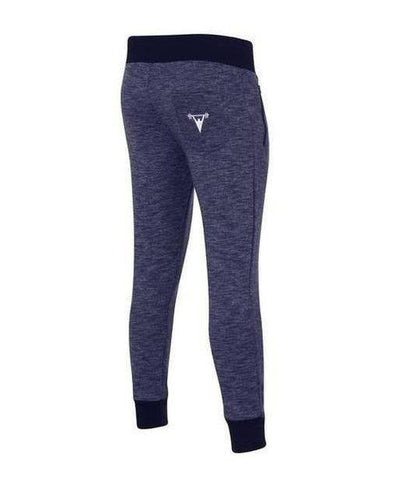 Cut Above Performance Joggers Navy Marl-Cut Above-Gym Wear