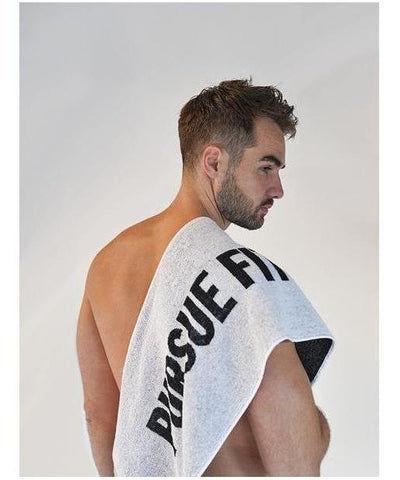 Pursue Fitness Team Sweat Towel-Pursue Fitness-Gym Wear