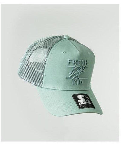 Fresh Ego Kid Mesh Trucker Cap Haze-Fresh Ego Kid-Gym Wear