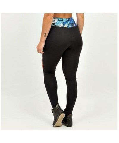 Graffiti Beasts Inverse 2ESAE Fitness Leggings-Graffiti Beasts-Gym Wear