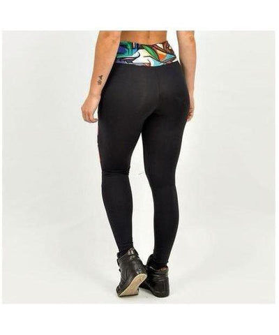 Graffiti Beasts Inverse Does Fitness Leggings-Graffiti Beasts-Gym Wear