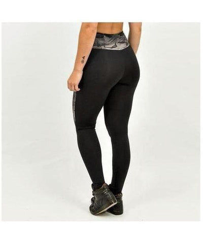 Graffiti Beasts Inverse Mr. Wany Fitness Leggings-Graffiti Beasts-Gym Wear