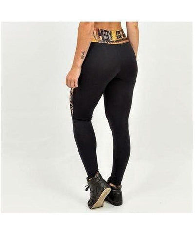 Graffiti Beasts Inverse SKI Fitness Leggings-Graffiti Beasts-Gym Wear