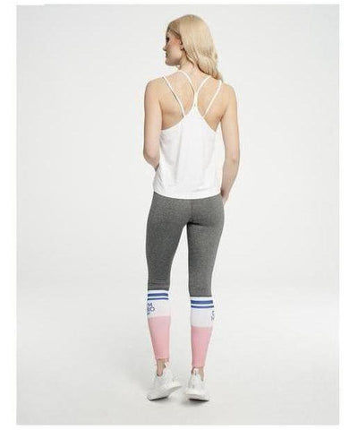Gym Hero Sport Sock Leggings Grey-Gym Hero-Gym Wear