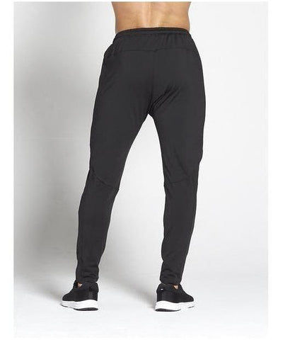 Pursue Fitness Lightweight Tapered Joggers Black-Pursue Fitness-Gym Wear