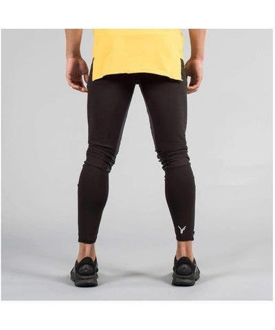 Versa Forma Chale Track Jogger Black/Charcoal-Versa Forma-Gym Wear