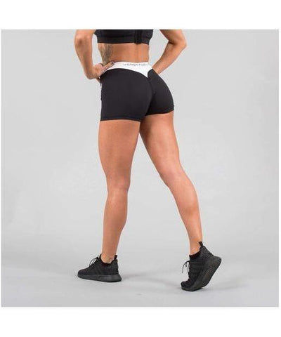 Versa Forma RHEA Shorts Black-Versa Forma-Gym Wear