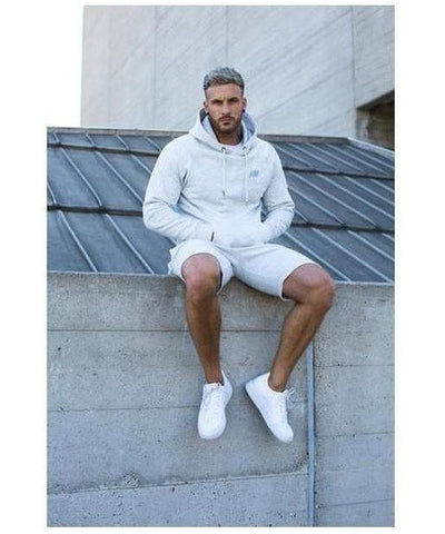 Aspire Wear Luxe Hoodie Space Grey-Aspire Wear-Gym Wear