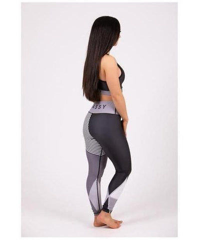 Totally Sassy Diamond Leggings-Totally Sassy-Gym Wear
