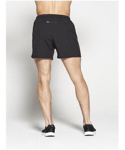 "Pursue Fitness 6"" Gym Shorts Black-Pursue Fitness-Gym Wear"