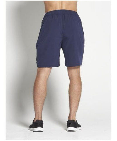 "Pursue Fitness 8"" Gym Shorts Navy-Pursue Fitness-Gym Wear"