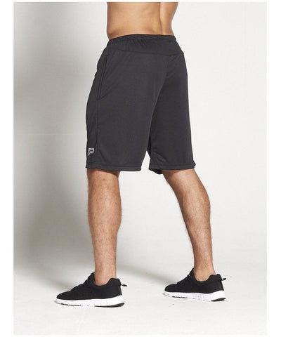 Pursue Fitness BreathEasy 3.0 Shorts Black-Pursue Fitness-Gym Wear