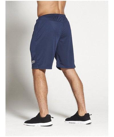 Pursue Fitness BreathEasy 3.0 Shorts Blue-Pursue Fitness-Gym Wear