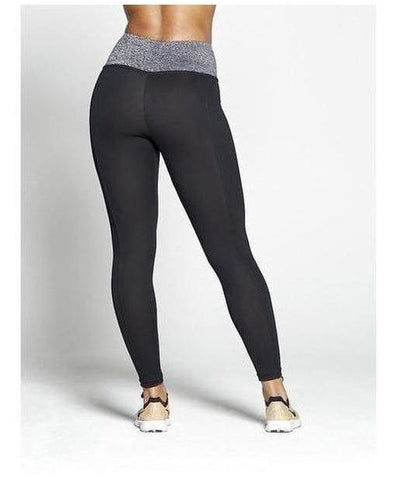 Pursue Fitness Essential Flux Leggings Black-Pursue Fitness-Gym Wear