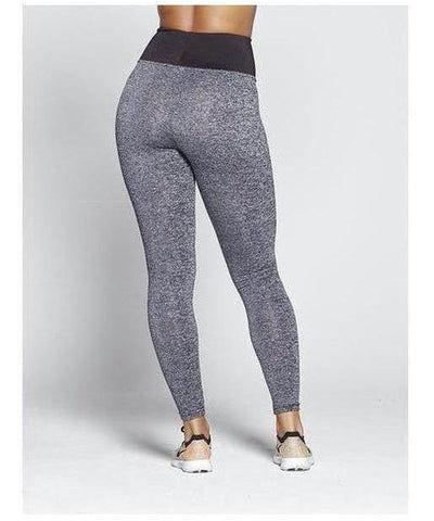 Pursue Fitness Essential Flux Leggings Grey-Pursue Fitness-Gym Wear