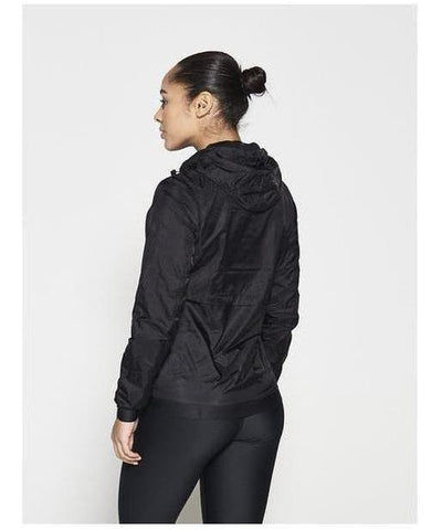 Pursue Fitness Running Jacket Black-Pursue Fitness-Gym Wear