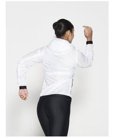 Pursue Fitness Running Jacket White-Pursue Fitness-Gym Wear