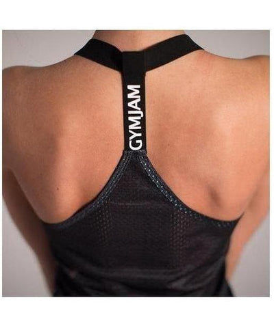 GymJam Smoke Vest-GymJam-Gym Wear