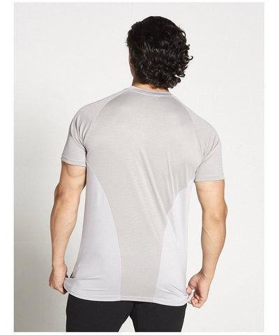 Pursue Fitness Breatheasy 3.0 T-Shirt Grey-Pursue Fitness-Gym Wear