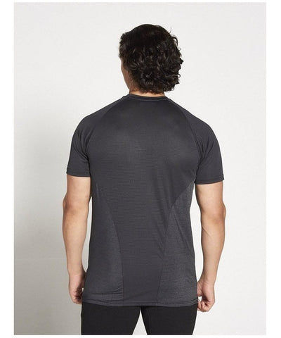 Pursue Fitness Breatheasy 3.0 T-Shirt Black-Pursue Fitness-Gym Wear