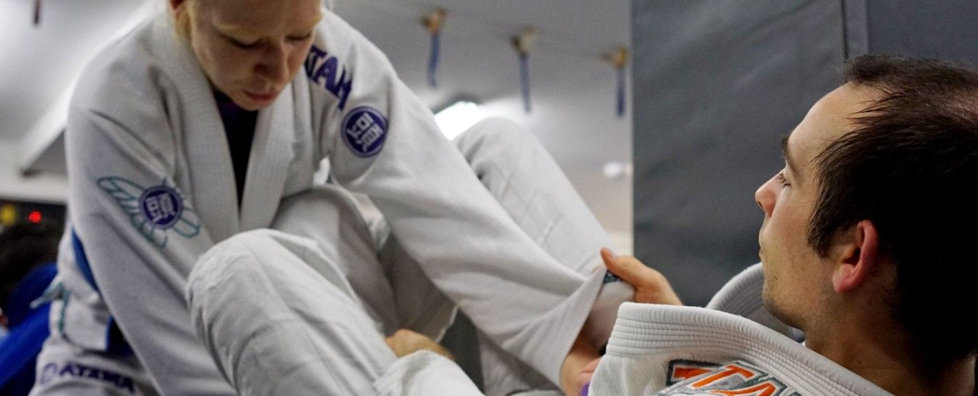 Advanced Brazilian Jiu Jitsu
