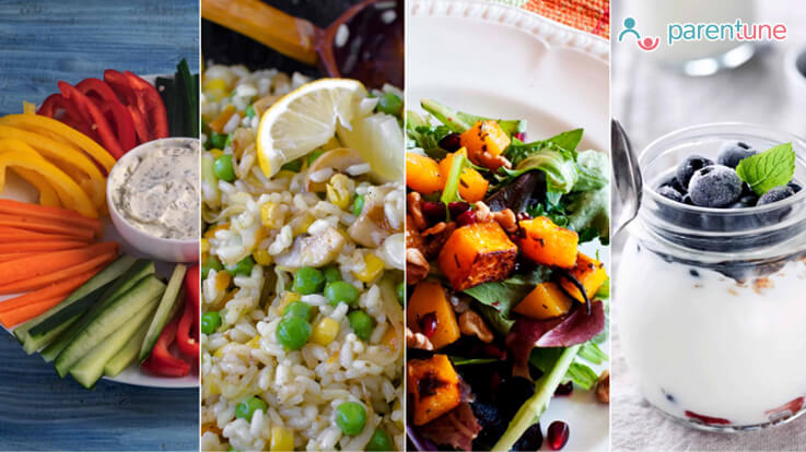 10 Indian Healthy Pregnancy Snacks for Working Expecting Mothers