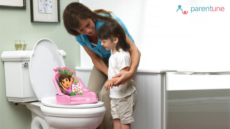 10 Ways to Potty Train your 2 year old girl Signs of Readiness more