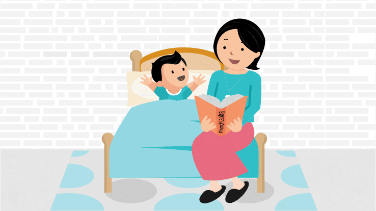 Why I chose not to tell fairy tales to my child