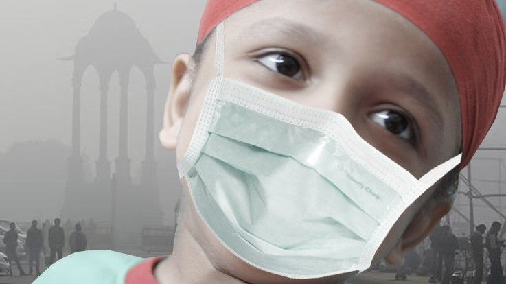 Protect your child from the smog 9 handy tips
