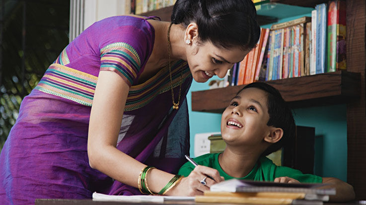Exams Trial for the child and the mother too How to cope