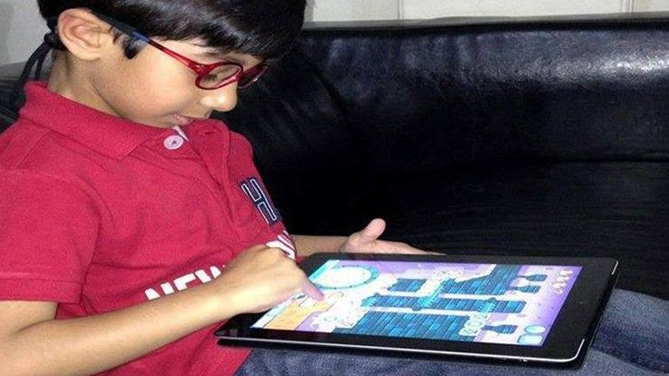 Does smartphone make your child unhappy