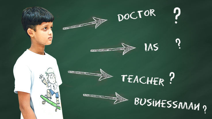 5 Ways to support your child in a career choice