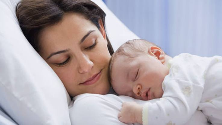 Just had a baby Take care We tell you how