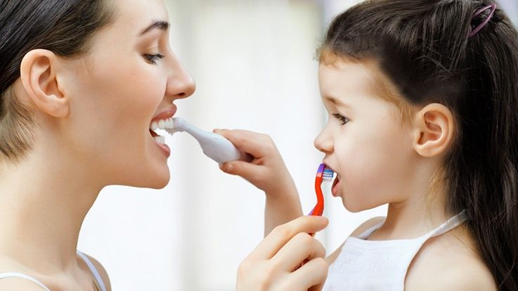 Expert tips Brushing an autistic childs teeth