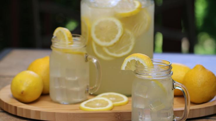 Lemonade recipes Jazz up the good old nimbu paani